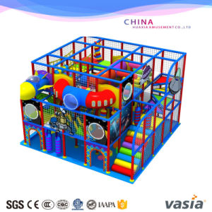 Large Indoor Funny Playground for Kids pictures & photos