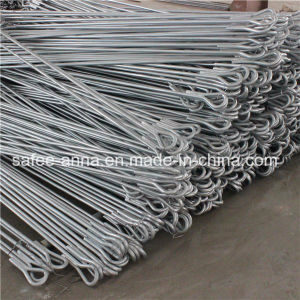 China Forged Alloy Steel Extension Eye Extension Rod pictures & photos