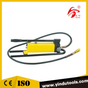 700 Bar Square Shape Hydraulic Hand Pump (CP-700SS) pictures & photos