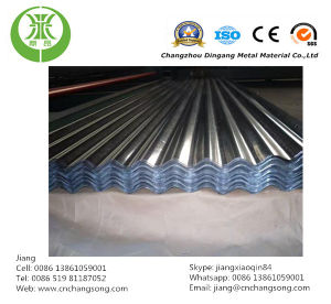 Zinc Coated Steel Sheet pictures & photos