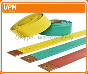 2: 1 1kv Black Yellow Red Green Blue Bus Bar Insulation Heat Shrink Tube pictures & photos