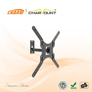 Full Motion Economy LCD Vesa Wall Mount (CT-LCD-T703C) pictures & photos