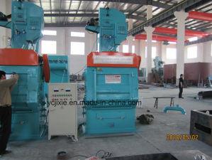 Q326c Rubber Blet Type Shot Blasting Machine pictures & photos