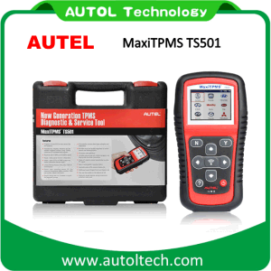 Autel Maxitpms Ts501 Professional Autel Ts 501 Free Upgrade on The Internet Via USB Port Autel TPMS Diagnostic Service Tool pictures & photos