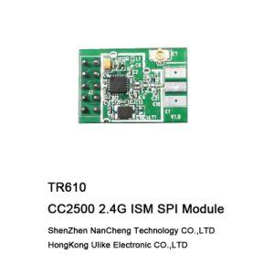 Cc2500 Module ISM 2.4G RF Module Transceiver Module pictures & photos