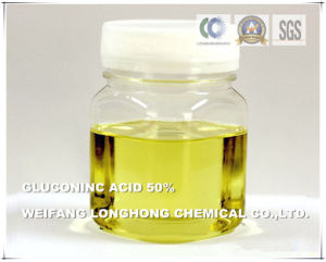 Food Preservative 50% Gluconic Acid pictures & photos