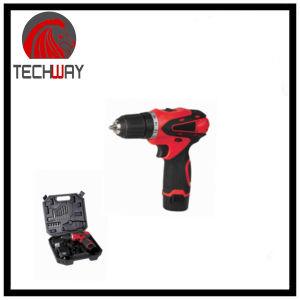 10.8V Li-ion Rechargeable Cordless Drill 1500mA Li-ion Battery pictures & photos
