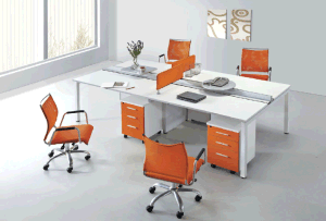 Modern Office Furniture 4 Seats Office Cubicle&Workstation pictures & photos