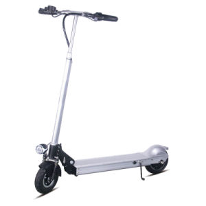 10.4A Two Wheels Electric Folding Kick Scooter pictures & photos