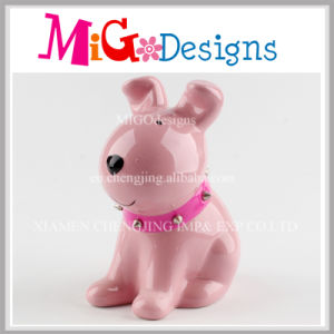 Lovely Design Pif Ceramic Gifts for Christmas Piggy Bank pictures & photos