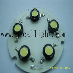 High Quality 5W High Power LED Board 3 Year Warranty pictures & photos