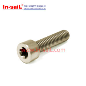 DIN34802 Stainless Steel Hexalobular Socket Head Cap Screws pictures & photos
