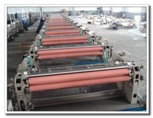 230 Cm High Speed Plain Shedding Water Jet Loom pictures & photos