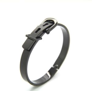 Fashion Stainless Steel Jewelry Belt Buckle Bracelet Bangle pictures & photos