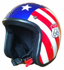 Vintage Helmet for Motorcycles pictures & photos