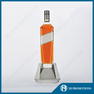 Stainless Steel LED Bottle Display Rack (HJ-DWL02) pictures & photos