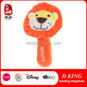 6.7 Inches Stuffed Animals Hand Bell for Baby Wholesale China Factory pictures & photos