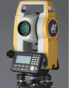 Topcon Total Station Es52 with Cheap Price Total Station pictures & photos