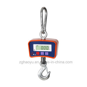 Electronic Digital Crane Hanging Weighing Scales 300kg pictures & photos