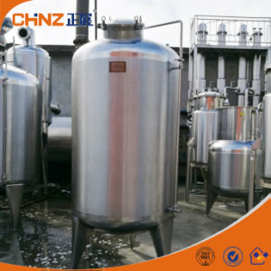 304 Stainless Milk Hot Water Storage Tank 1000L 2000L 5000L pictures & photos