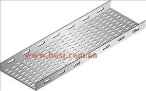 Pre-Galvanized Perforated Cable Tray Roll Forming Production Machine Thailand pictures & photos