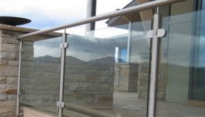 Stainless Steel Rectangular Deck Railing pictures & photos