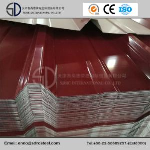 Customised Prime Color Coated Corrugated Roofing Sheet pictures & photos