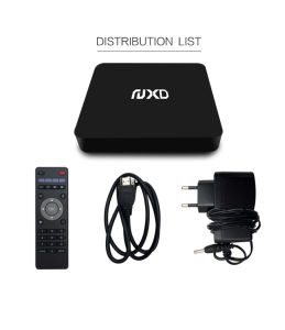 Android Smart TV Box X6 with S905 Quad-Core 1GB/8GB WiFi 4k pictures & photos