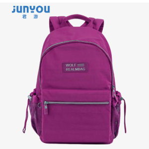 Fashion Lightweight Nylon Backpack Leisure School Bag pictures & photos