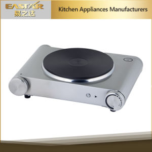 GS Ce Germany Standard Electric Stove 1500W Es-3101 230-120V Electric Hotplate pictures & photos