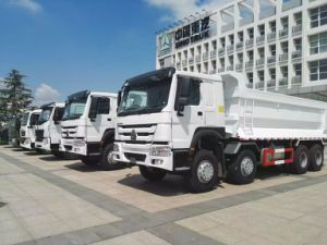 Hot Selling Sinotruk 8X4 HOWO Dump Truck of 30 Tons pictures & photos