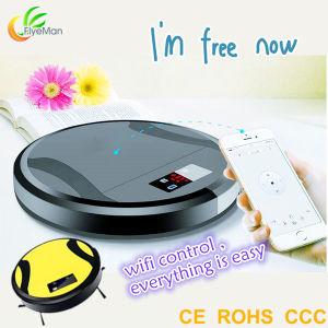 Anti Drop Wet Dry I Robot Floor Cleaner With WiFi, Auto Robot Vacuum Cleaner
