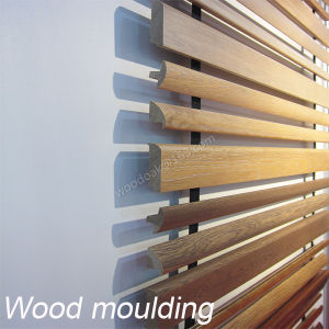 Building Material Wood Moulding Wall Board Skirting Flooring Accessories pictures & photos