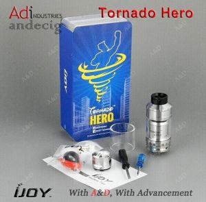 Original Ijoy Tornado Hero Rta & Sub Ohm Tank in Stock pictures & photos