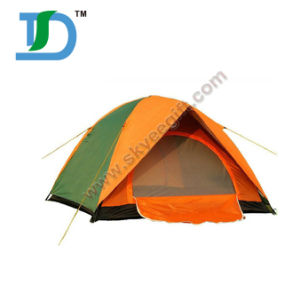 Factory Sale Cheaper Outdoor Customized 2 Man Camping Tents pictures & photos