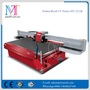 2.5meter*1.2 Meter Ricoh Gen5 Metal Acrylic Flatbed UV Printer Mt-2512r pictures & photos
