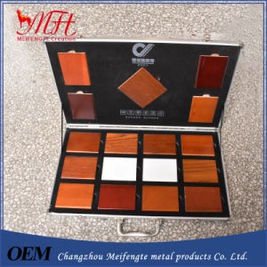 Factory Outlets, Sample Boxes Made of Aluminum Quality Assurance pictures & photos