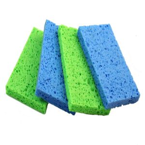 Colorful Cellulose Sponge, Widely Use, Daily Use, Cleaning Sponge pictures & photos