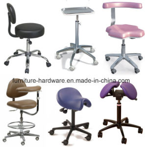 Furniture Replacement Hardware Parts Swivel Seat Base for Dental Chairs pictures & photos