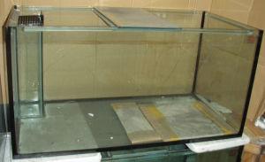 High Quality Middle Size Glass Fish Aquarium Tank pictures & photos