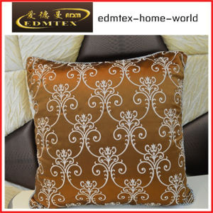 Embroidery Decorative Cushion Fashion Velvet Pillow (EDM0316)
