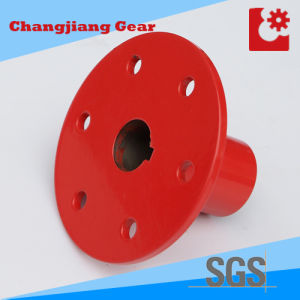 Spray The Red Plastic Flange pictures & photos