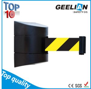 Hot Sale Wall Mounting Unit Retractable Belt Barrier pictures & photos