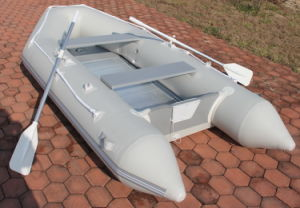 Inflatable Fishign Boat with Slatted Floor (FWS-M270) pictures & photos