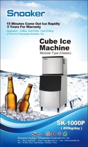Popular Hot Heavy Duty Ice Maker pictures & photos