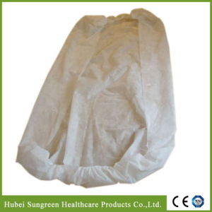 Disposable Non-Woven Bed Cover with Elastic on Two Sides pictures & photos
