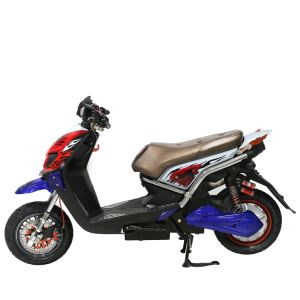 1000W Electric Scooter Hydraulic Full Suspension Electric Motorcycle on Sale pictures & photos