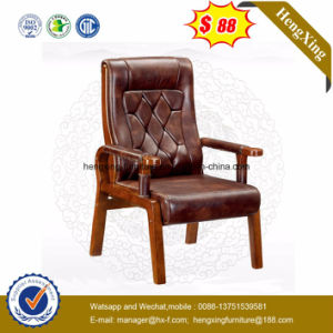 Wooden Office Furniture Leather/PU Conference Gust Chair Ns-CF022 pictures & photos