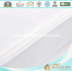 Anti-Allergy White Duck Down Filling Three Chamber Down Pillow pictures & photos