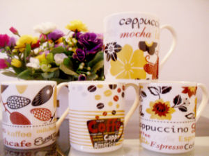 10oz Ceramic Mug for Milk or Coffee pictures & photos